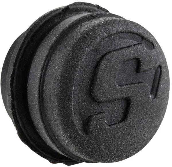 Abdeckkappe für Lenkerendengewichte, schwarz