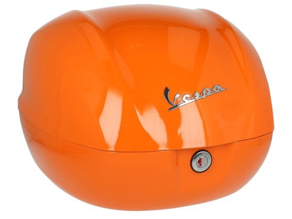 Original Topcase für Vespa Sprint orange / sunset / 890/A
