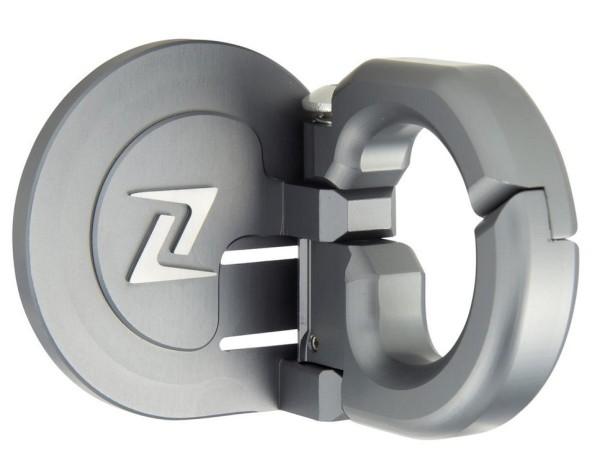 Gepäckhaken für Vespa GTS/GTS Super/GTV/GT 60/GT/GT L/S 50-300ccm, grau matt