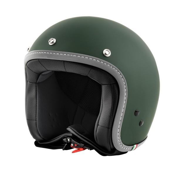 Vespa Jethelm Color English Green
