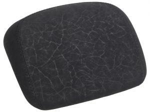 Original Rückenlehne für Topcase schwarz marmoriert Vespa GTS