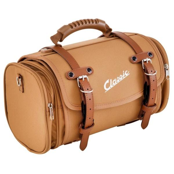 """Tasche """"Classic"""" klein für Vespa - braun, Nylon"""