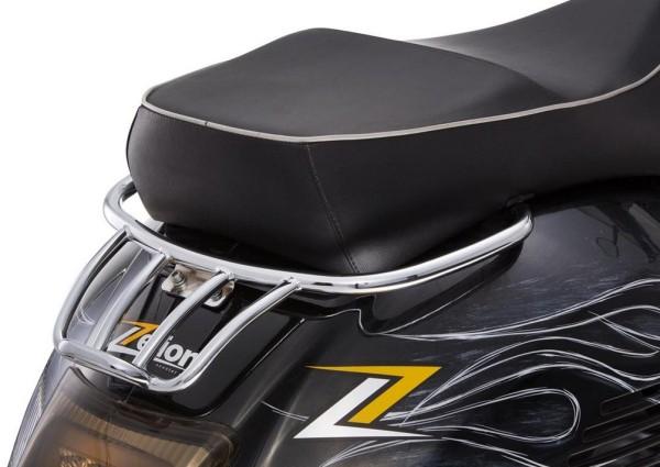 Gepäckträger hinten für Vespa GTS/GTS Super/GTV/GT 60/GT L 125-300ccm 4T LC, chrom