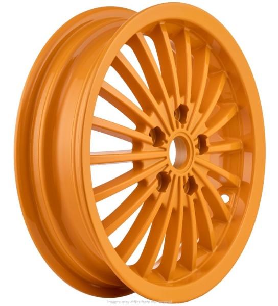 Felge vorne/hinten für Vespa GTS/GTS Super/GTV/GT 60/GT/GT L 125-300ccm, orange