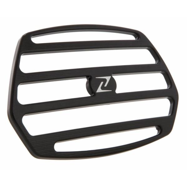 Lampengitter schwarz Zeloni für Vespa Sprint 50-150ccm 2T/4T