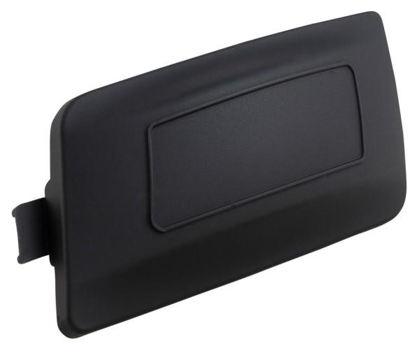 Abdeckung Variodeckel für Vespa Primavera/Sprint/GTS/GTS Super, schwarz matt