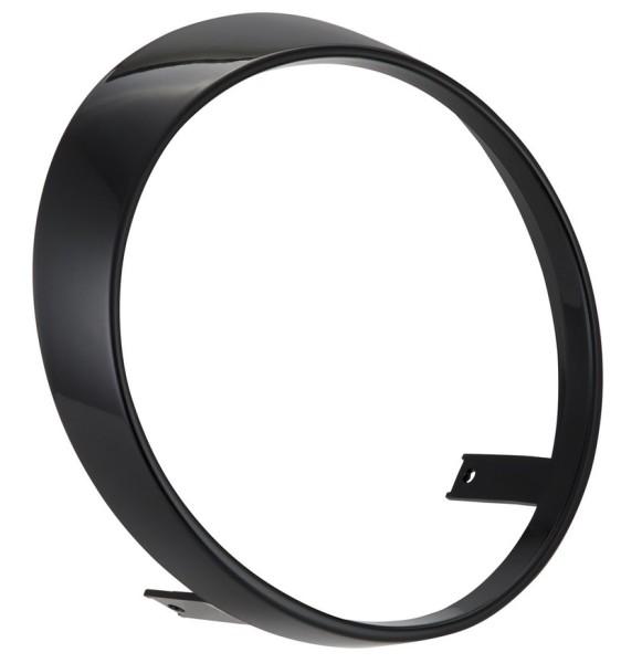 Lampenring für Vespa GTS/GTS Super HPE 125/300 ('19-), schwarz glänzend