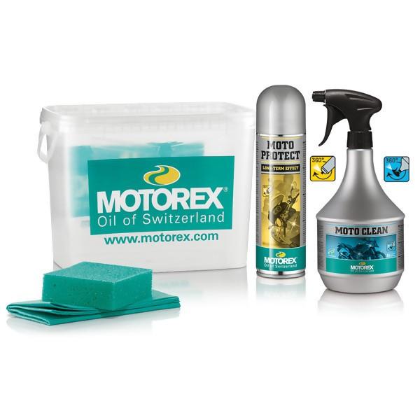 Motorex Moto Cleaning Kit - Motorrad Reinigungsset