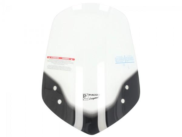 Windschutzscheiben-Kit Medium für MP3 Yourban Original