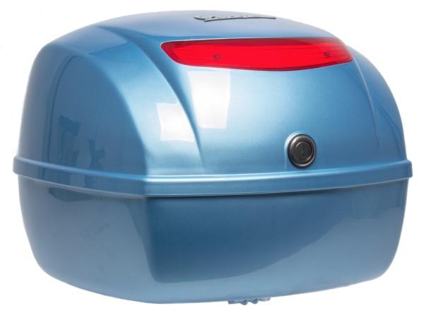 Original Topcase für Vespa LX / S - sky blue 424/A