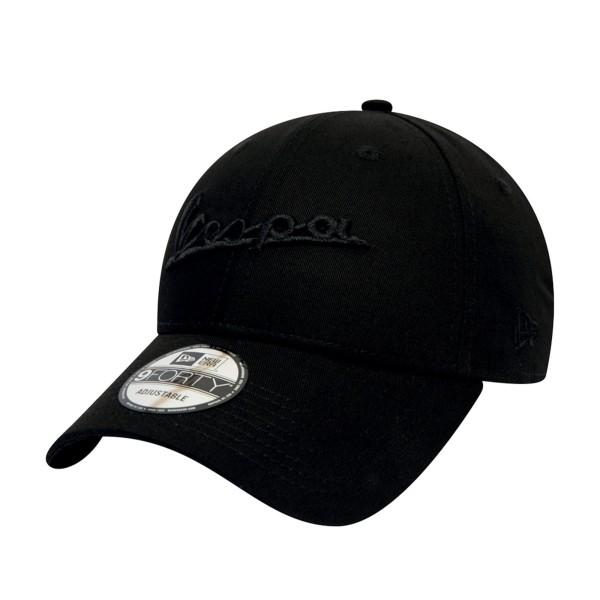 Vespa Base Cap ESSENTIAL 9FORTY® schwarz