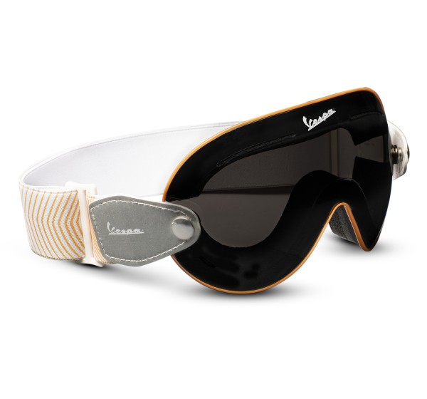 Vespa Brille Elettrica, orange