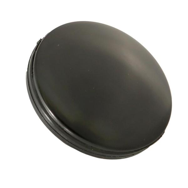 Abdeckkappe Spiegelloch / Lenkerenden, schwarz