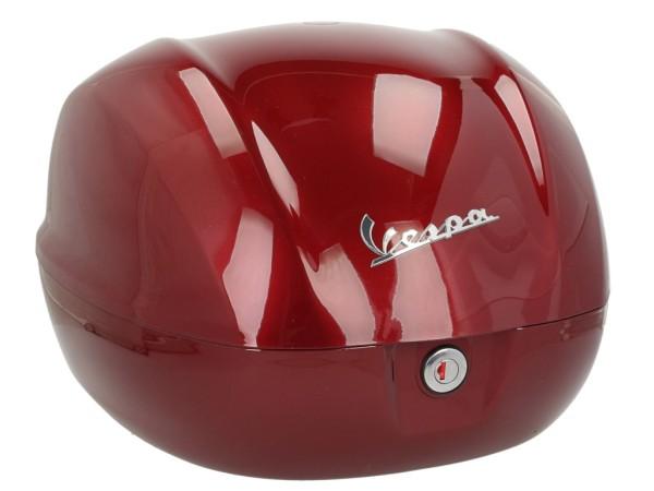 Original Topcase für Vespa Primavera rot 880/A