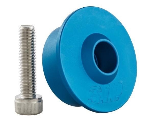 Montage Kit für Lenkerendenspiegel ohne Lenkerendengewichte, MK II, blau