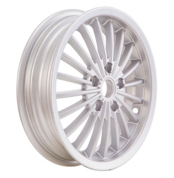 Felge vorne/hinten für Vespa GTS/GTS Super/GTV/GT 60/GT/GT L 125-300ccm, silber