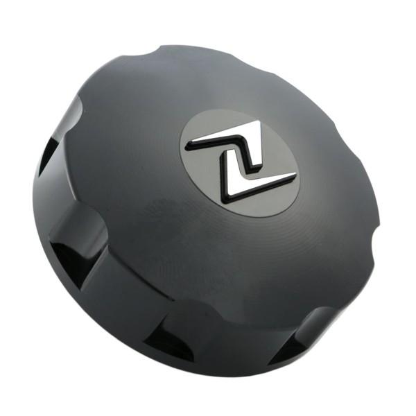Tankdeckel schwarz, Zelioni für Vespa