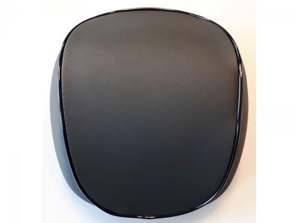 Original Rückenlehne für Topcase Vespa Elettrica nero lucido/glossy black
