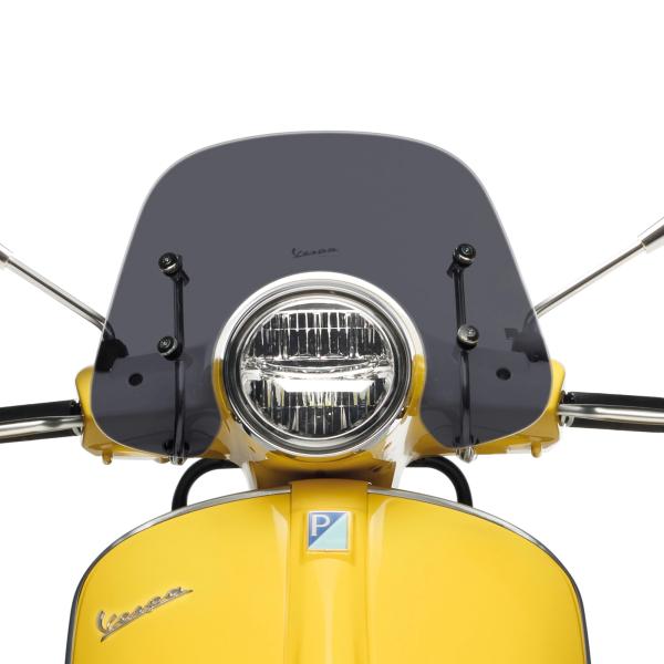 "Windschild Sportscheibe ""Cruiser"" getönt Vespa GTS / Super (HPE & SuperTech) original Vespa"