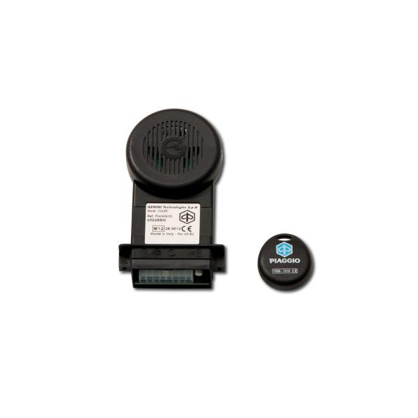 Alarmanlage E-Lux für Vespa Primavera / Sprint / LX / S / LXV / ET