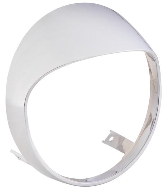 Lampenring für Vespa GTS/GTS Super HPE 125/300 ('19-), chrom