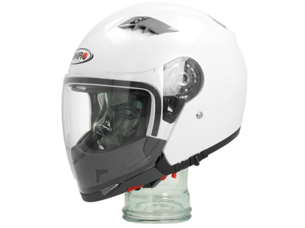 Shiro Modularhelm, SH414, System, weiß