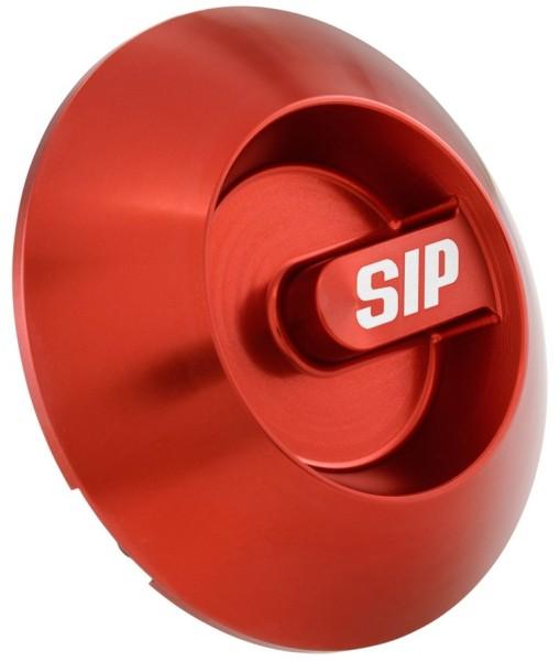 Abdeckung Variodeckel für Vespa, rot
