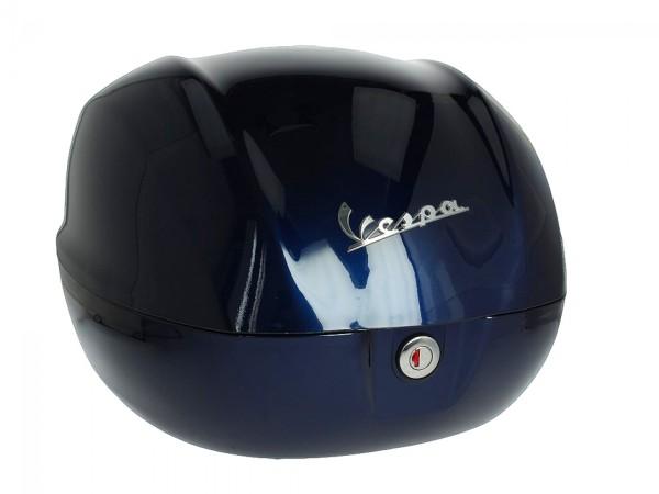 Original Topcase für Vespa Primavera blau energia 289/A / Dunkelblau 289/A