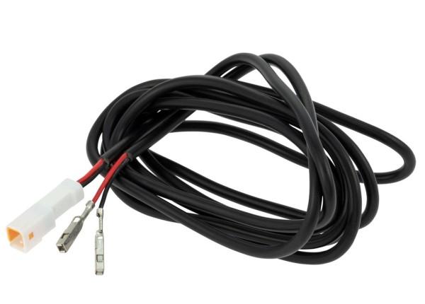 Kabelsatz Wassertemperaturanschluss Tacho für Vespa GTS/GTS Super 125-300ccm ('14-)