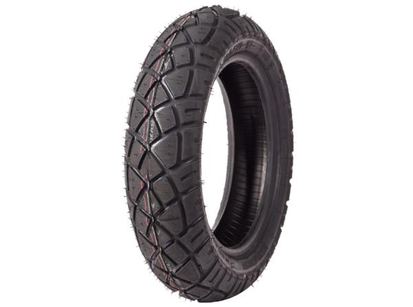 Heidenau Reifen 100/80-10, 58M, TL, verstärkt, K58, vorne