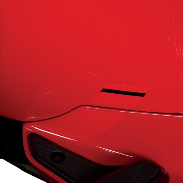 """Aufkleber """"Sport Allure"""" Carbon-Look für Vespa Sprint"""