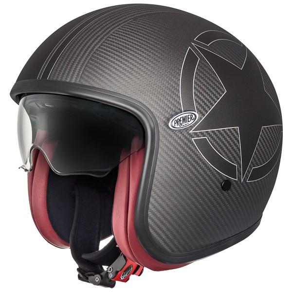 Premier Vintage Helm Star Carbon matt