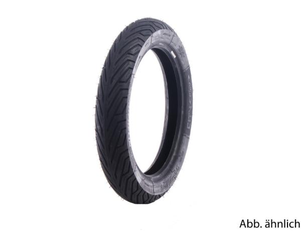 Michelin Reifen 130/70-12, 62P, TL, verstärkt, City Grip, vorne/hinten