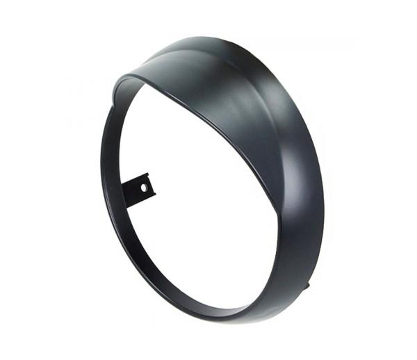 Scheinwerferring schwarz für Vespa Primavera (ab 2013-)