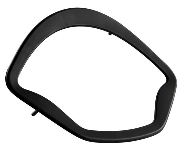 Zierring Tachometer für Vespa GTS/GTS Super 125-300ccm ('14-), schwarz matt