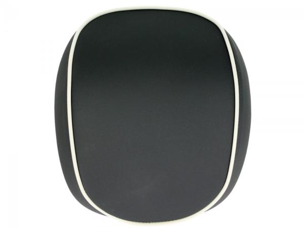 Original Rückenlehne für Topcase Vespa Elettrica grigio chiaro/light grey