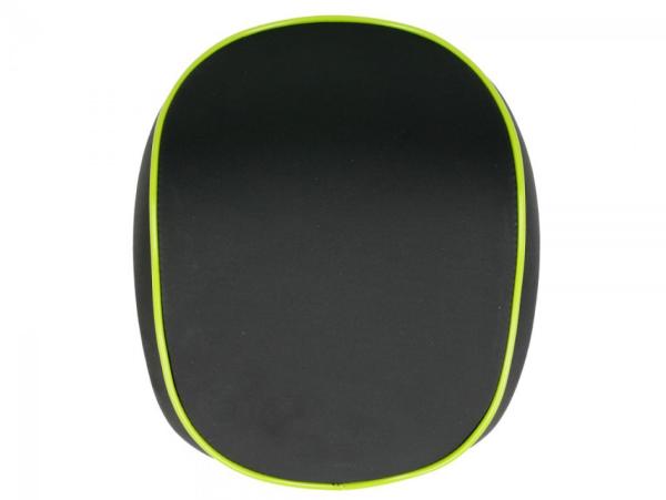 Original Rückenlehne für Topcase Vespa Elettrica verde/green