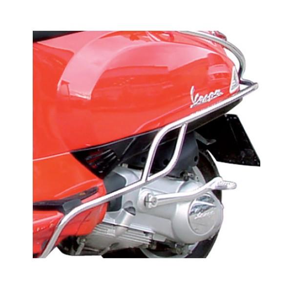 Sturzbügel hinten Chrom Vespa S
