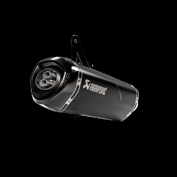 Akrapovic Auspuff Slip-On VESPA (GTS125/150i.e Super 2009–2016)/GTS/GTV 250/300 GTS/Sei Giorni/HPE