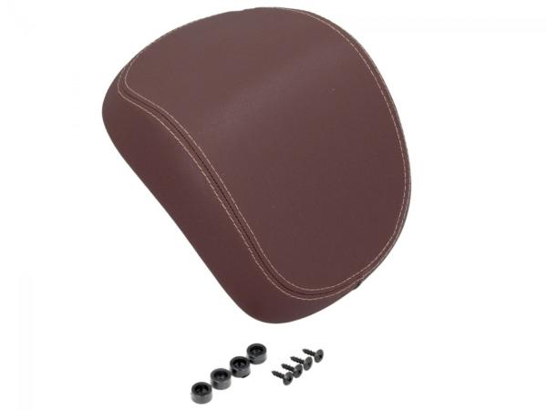 Original Rückenlehne für Topcase dunkel Braun Vespa Primavera