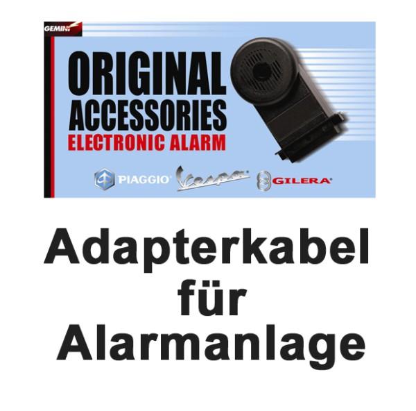 Adapterkabel Alarmanlage E-Lux / E-1 bis 50ccm