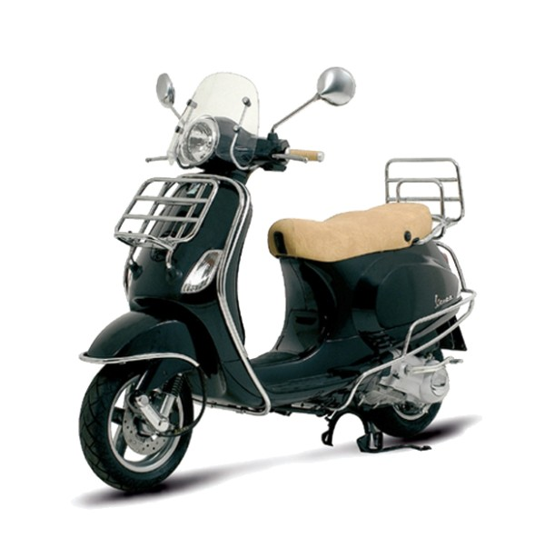 "Original Chromkit Vespa LX ""Touring"""