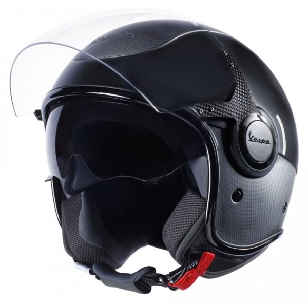Vespa VJ Helm Carbon Limited Edition
