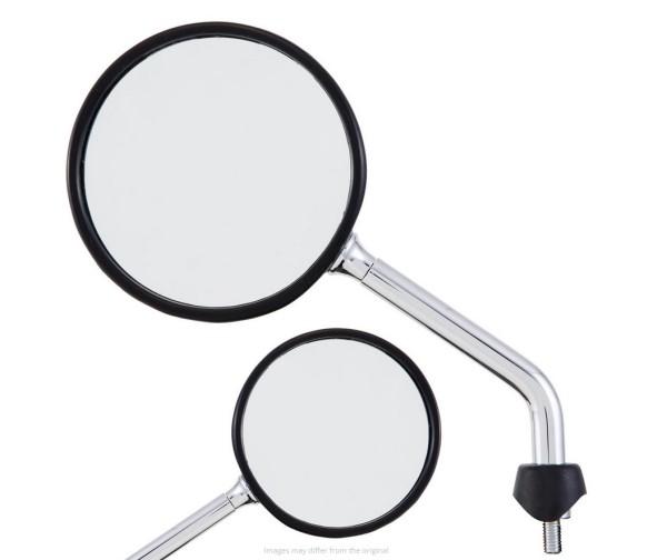 Spiegel Shorty chrom, rechts und links für Vespa GTS / GTS Super HPE 125/300 ('19-)