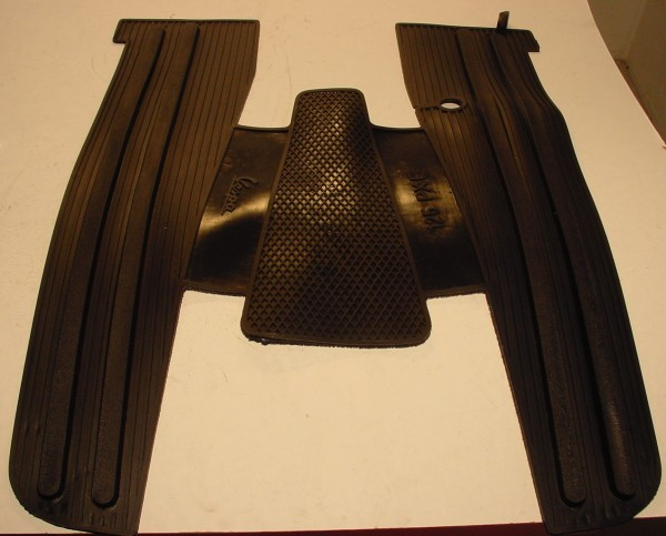 Original Fußmatte Vespa PX