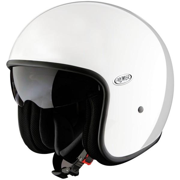 Premier Vintage Helm weiß