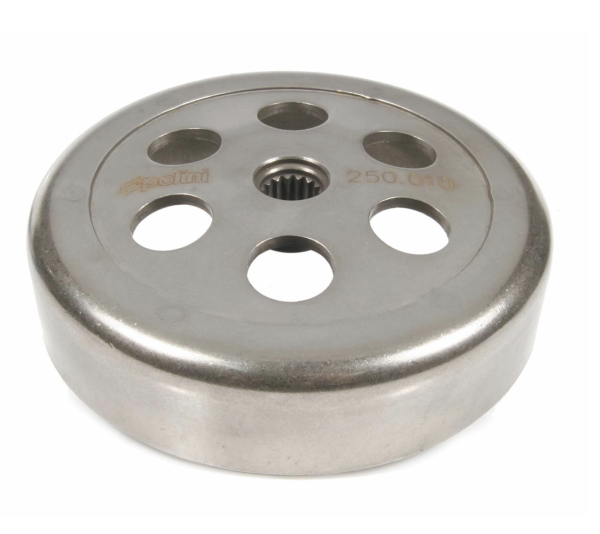 Kupplungsglocke POLINI Speed Bell für Vespa ET2/ET4/LX/LXV/S 50ccm 2T/4T AC/LC