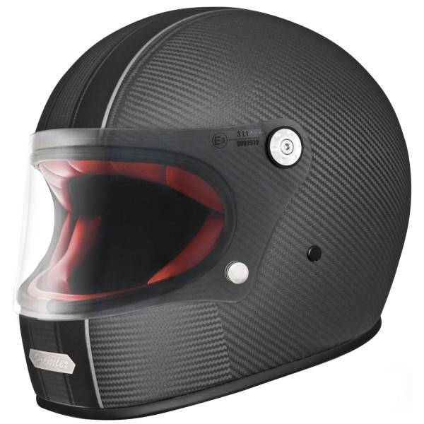 Premier Trophy Helm Carbon Dekor