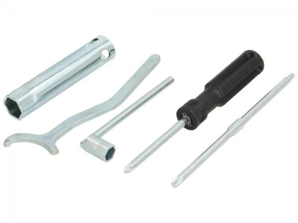 Boardwerkzeug für Vespa GTS inkl. kleiner Hülle