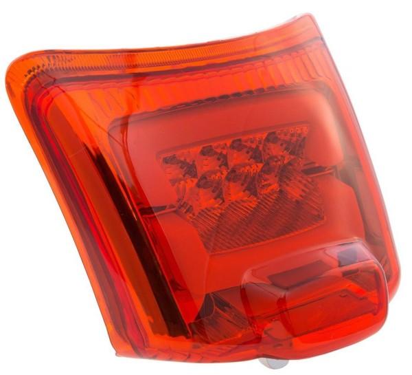 Rücklicht LED für Vespa GTS/GTS Super/GTV/GT 60 125-300ccm (-'13), rot